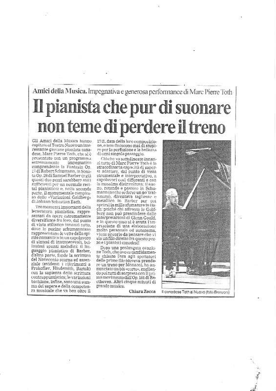 Critic Verona